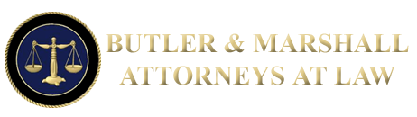 Butler Marshall Law Office Washington CH Ohio Attorney